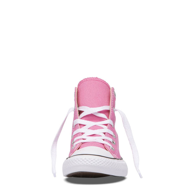 Converse Kids Chuck Taylor All Star Junior High Top Pink Australia