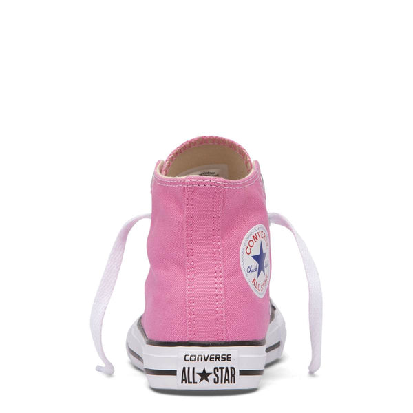 Converse Kids Chuck Taylor All Star Junior High Top Pink Online