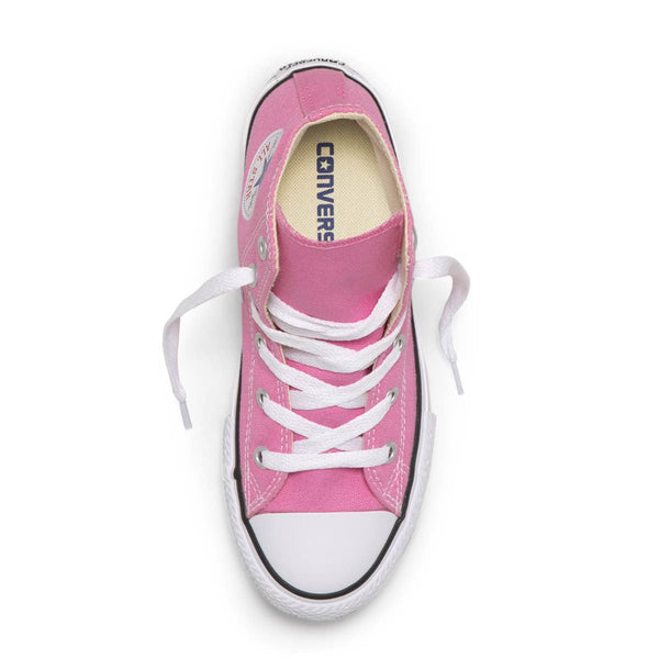 Converse Kids Chuck Taylor All Star Junior High Top Pink