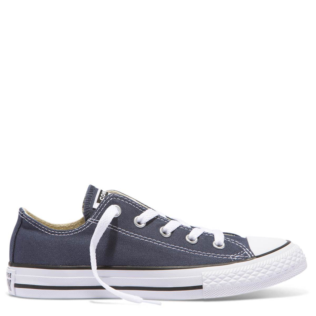 Converse Kids Chuck Taylor All Star Junior Low Top Navy Afterpay
