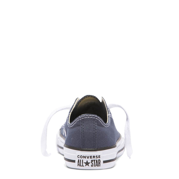 Converse Kids Chuck Taylor All Star Junior Low Top Navy Online
