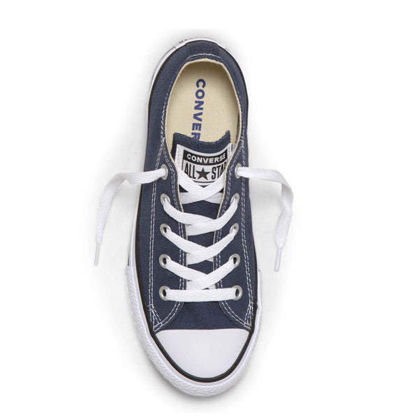 Converse Kids Chuck Taylor All Star Junior Low Top Navy