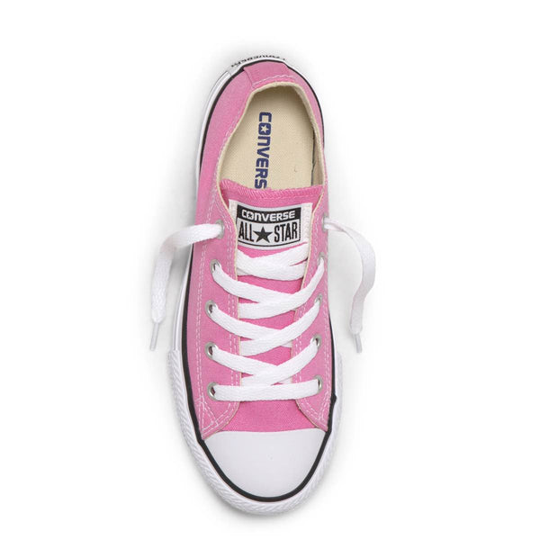 Converse Kids Chuck Taylor All Star Junior Low Top Pink Shoes