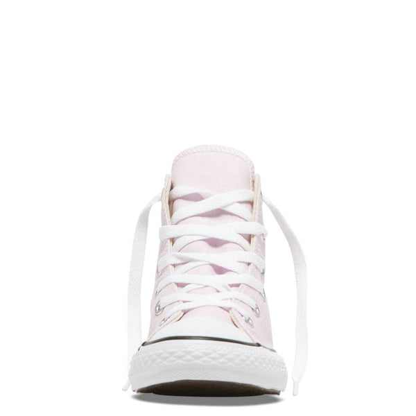 Converse Kids Chuck Taylor All Star Junior Seasonal Colour High Top Pink Foam Australia