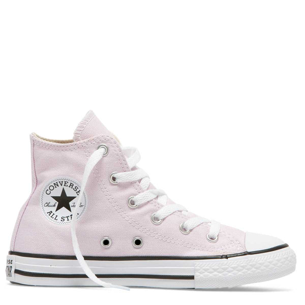 Converse Kids Chuck Taylor All Star Junior Seasonal Colour High Top Pink Foam