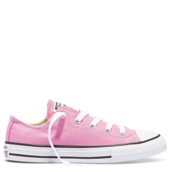 Converse Kids Chuck Taylor All Star Junior Low Top Pink Afterpay