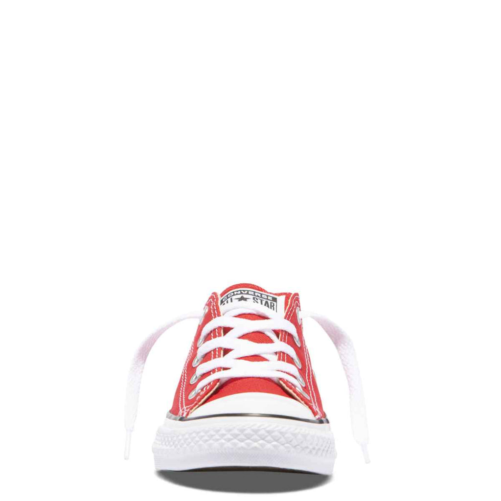 ... zipPay  Converse Kids Chuck Taylor All Star Junior Low Top Red Shoes  Online ... 08b727a82
