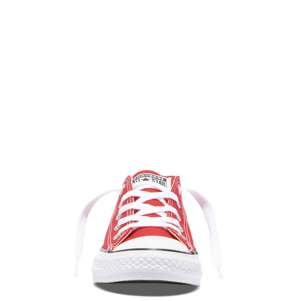 Converse Kids Chuck Taylor All Star Junior Low Top Red Shoes Online