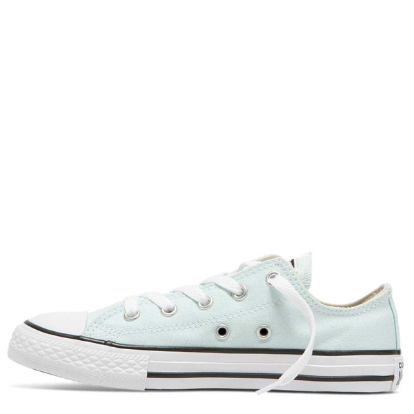 Converse Kids Chuck Taylor All Star Junior Season Colour Low Top Teal Tint Australia