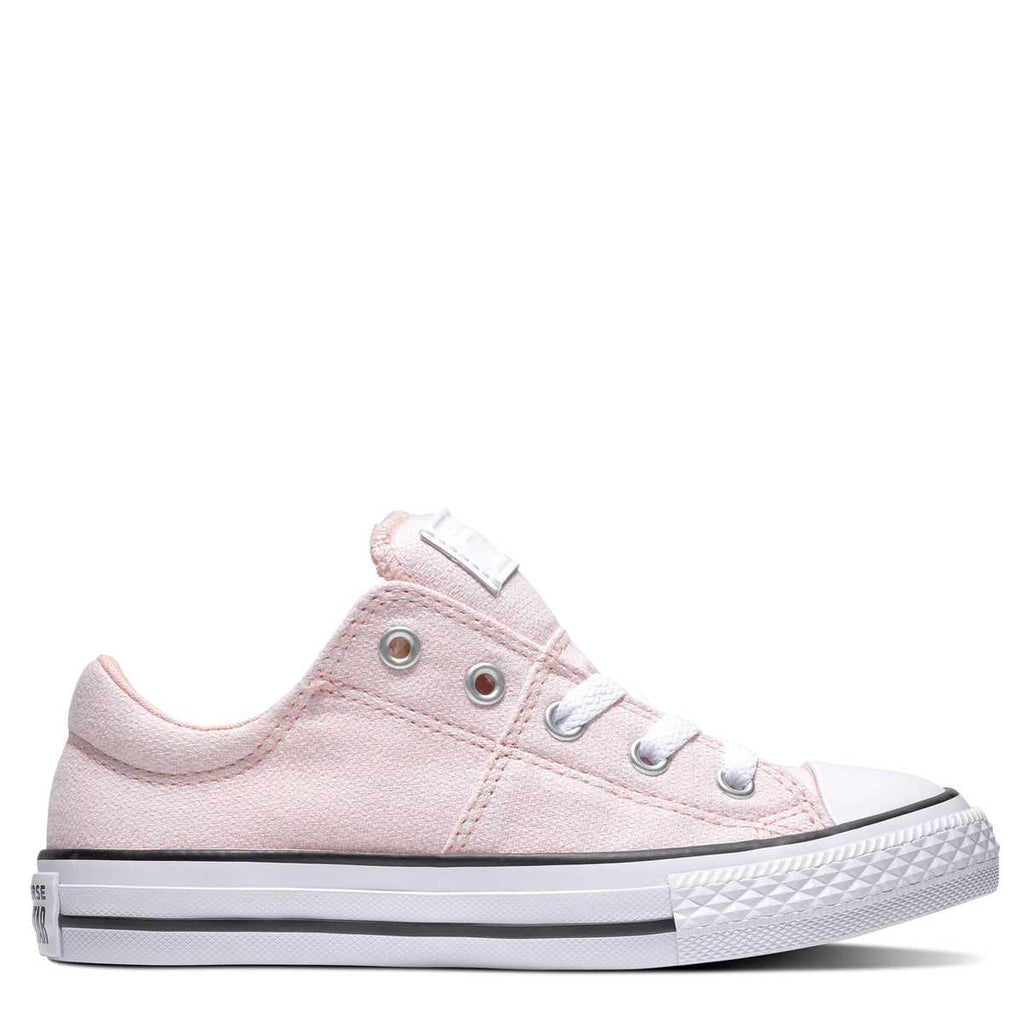 e07baa207bed Converse Kids Chuck Taylor All Star Madison Junior Low Top Pink ...