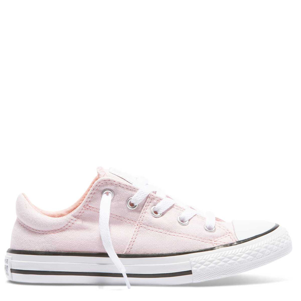 72a6dd18a623 Converse Kids Chuck Taylor All Star Madison Junior Low Top Pink ...