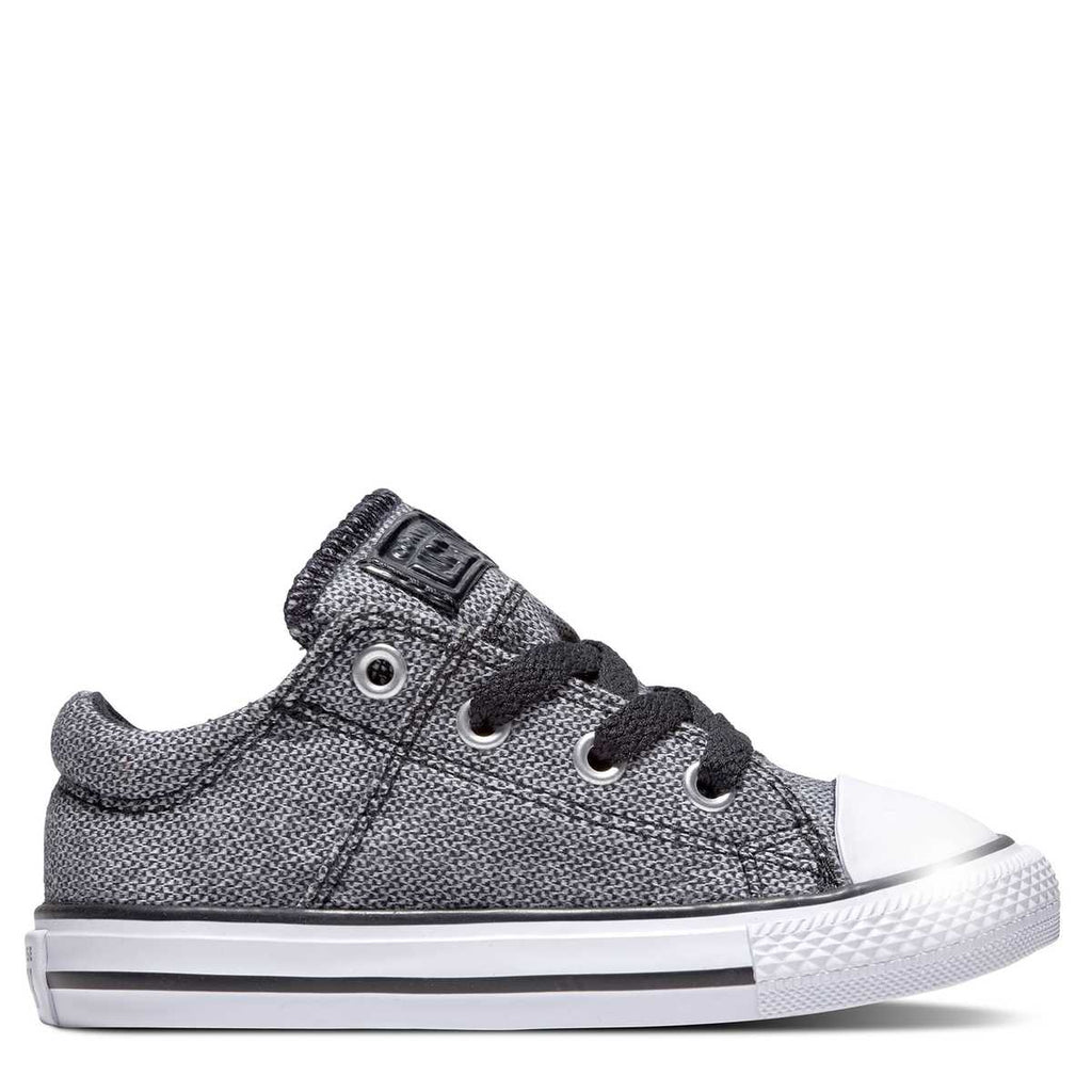 9078bbfafab8 Converse Kids Chuck Taylor All Star Madison Toddler Low Top Black ...