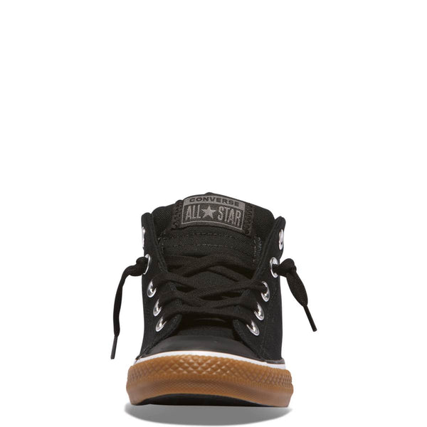 Converse Kids Chuck Taylor All Star No Gum Junior Mid Black | Size US 12 Last One