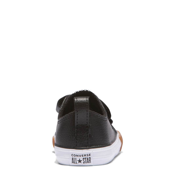 Converse Kids Chuck Taylor All Star No Gum Toddler 2V Black