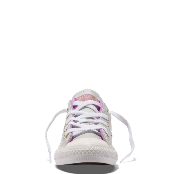 Converse Kids Chuck Taylor All Star Playground Neutrals Junior Low Top Pure Platinum Australia