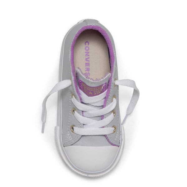 Converse Kids Chuck Taylor All Star Playground Neutrals Toddler Low Top Pure Platinum Online