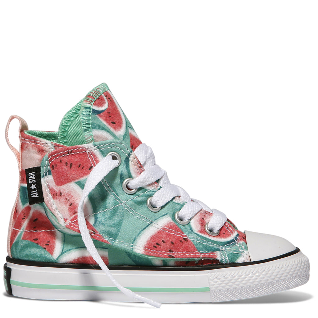 44bb571c0a65 Converse Kids Chuck Taylor All Star Simple Step Watermelon