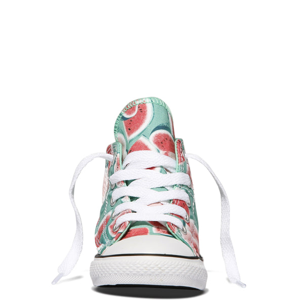 Converse Kids Chuck Taylor All Star Simple Step Watermelon