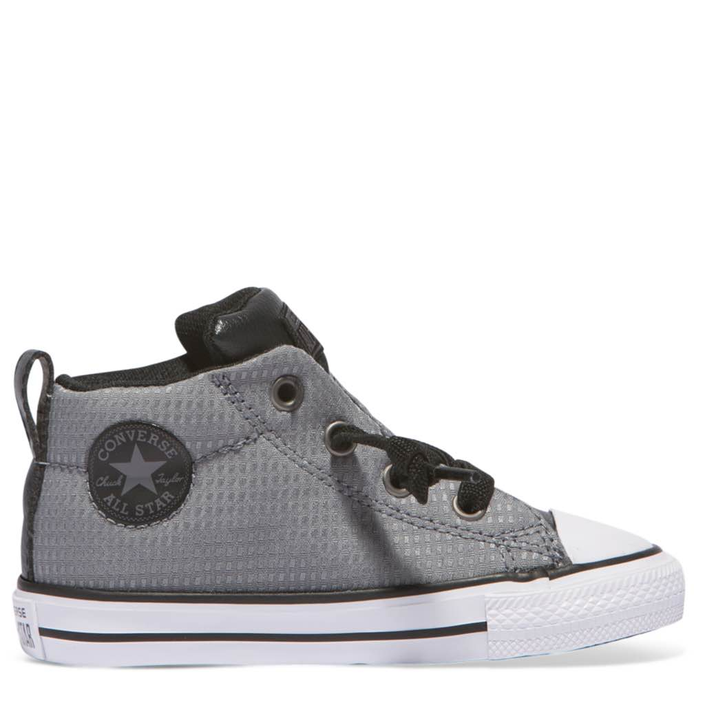 940bbc307f96 Converse Kids Chuck Taylor All Star Street Back Pack Toddler Mid Cool Grey  Afterpay