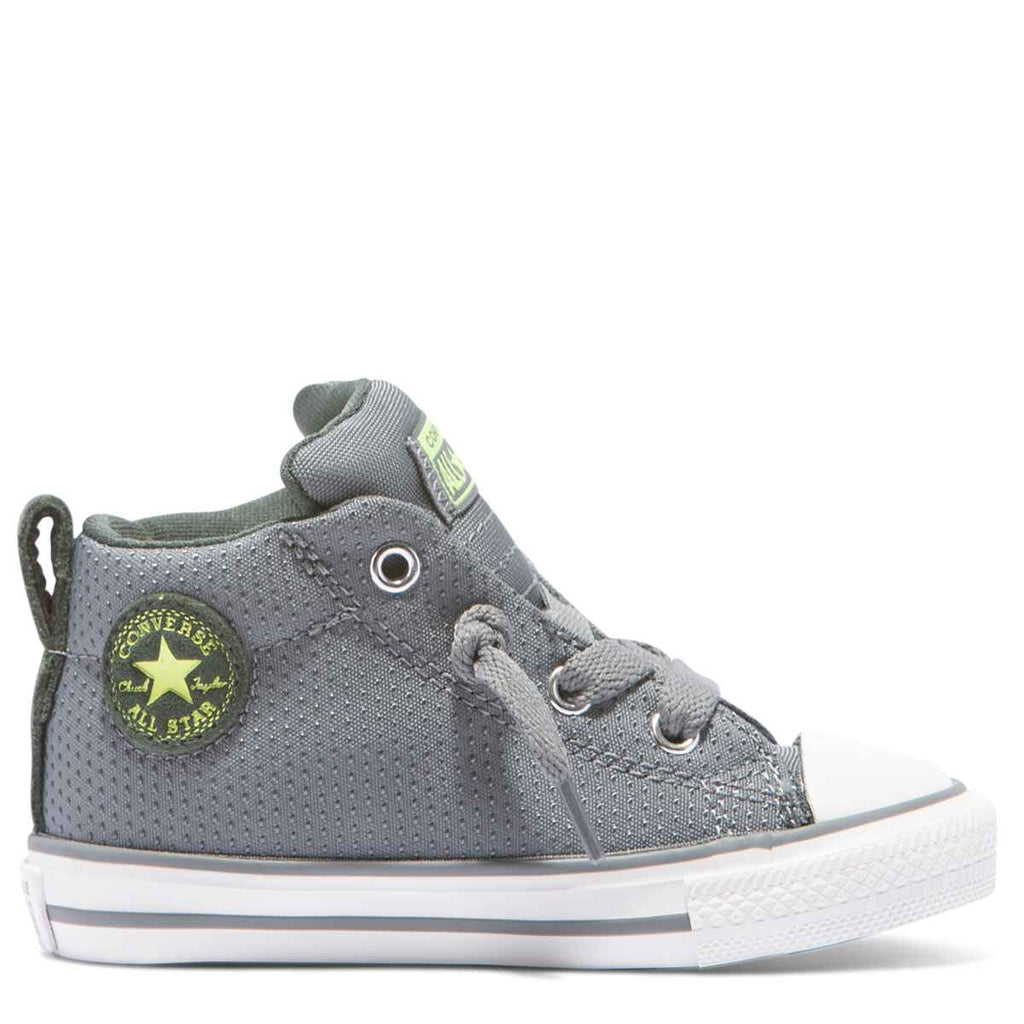 Converse Kids Chuck Taylor All Star Street Back Pack Toddler Mid Cool Grey Afterpay