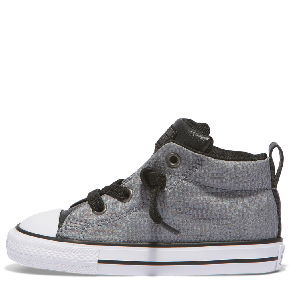 ... Converse Kids Chuck Taylor All Star Street Back Pack Toddler Mid Cool  Grey Afterpay Australia ... 7b7737b669068