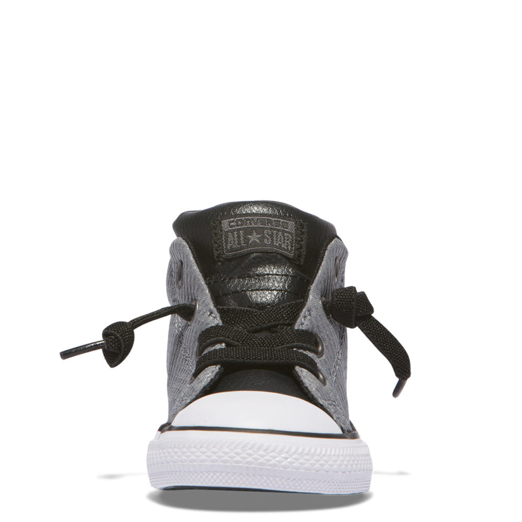 ... Converse Kids Chuck Taylor All Star Street Back Pack Toddler Mid Cool  Grey Afterpay Tiny Style ... 748a18a8d6f87