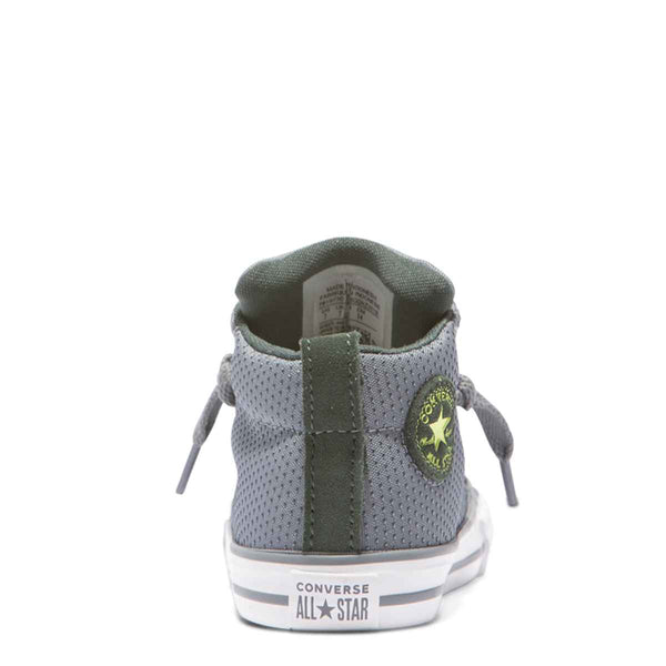 Converse Kids Chuck Taylor All Star Street Back Pack Toddler Mid Cool Grey Online