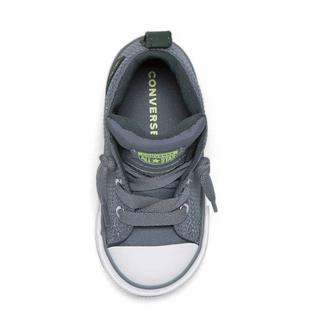 ... Converse Kids Chuck Taylor All Star Street Back Pack Toddler Mid Cool  Grey Australia 575694ece4840