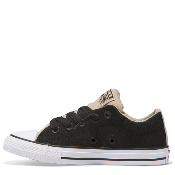 Converse Kids Chuck Taylor All Star Street Junior Slip Black Afterpay