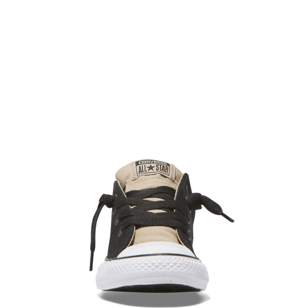 Converse Kids Chuck Taylor All Star Street Junior Slip Black Afterpay Australia
