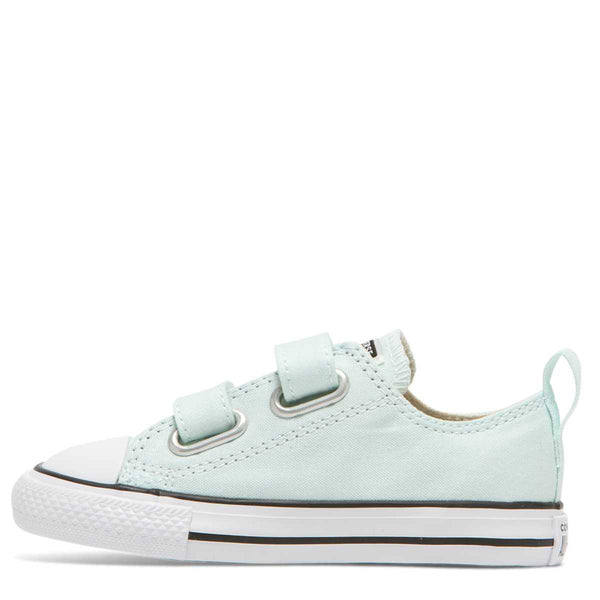 Converse Kids Chuck Taylor All Star Toddler 2V Low Top Teal Tint Australia