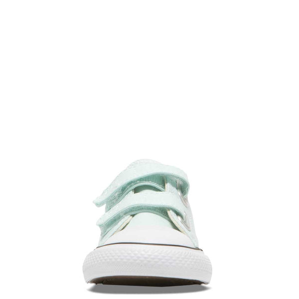 Converse Kids Chuck Taylor All Star Toddler 2V Low Top Teal Tint Online