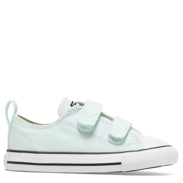 Converse Kids Chuck Taylor All Star Toddler 2V Low Top Teal Tint Afterpay