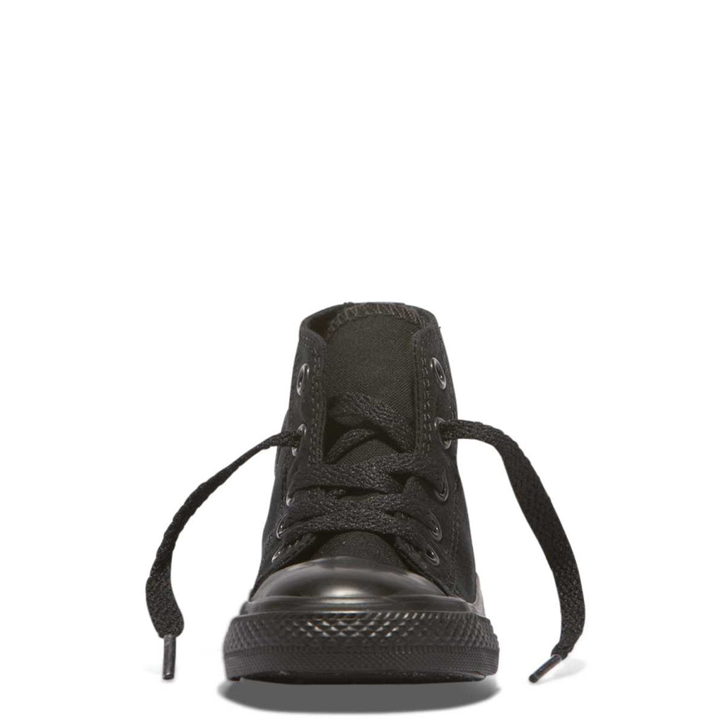 15676a37ccb5 ... Converse Kids Chuck Taylor All Star Toddler High Top Black Monochrome  Afterpay Australia ...