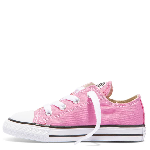 Converse Kids Chuck Taylor All Star Toddler Low Top Pink zipPay
