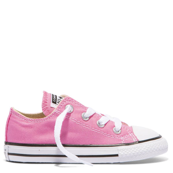 Converse Kids Chuck Taylor All Star Toddler Low Top Pink Afterpay