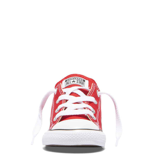 Converse Kids Chuck Taylor All Star Toddler Low Top Red Shoes Online