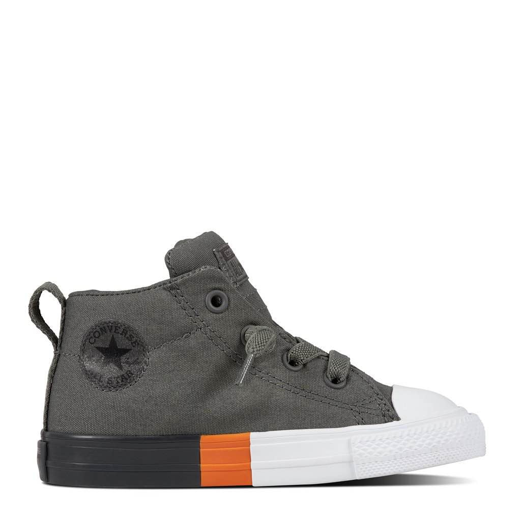 Converse Kids Chuck Taylor All Star Toddler Street Tri Block Midsole High Top Afterpay