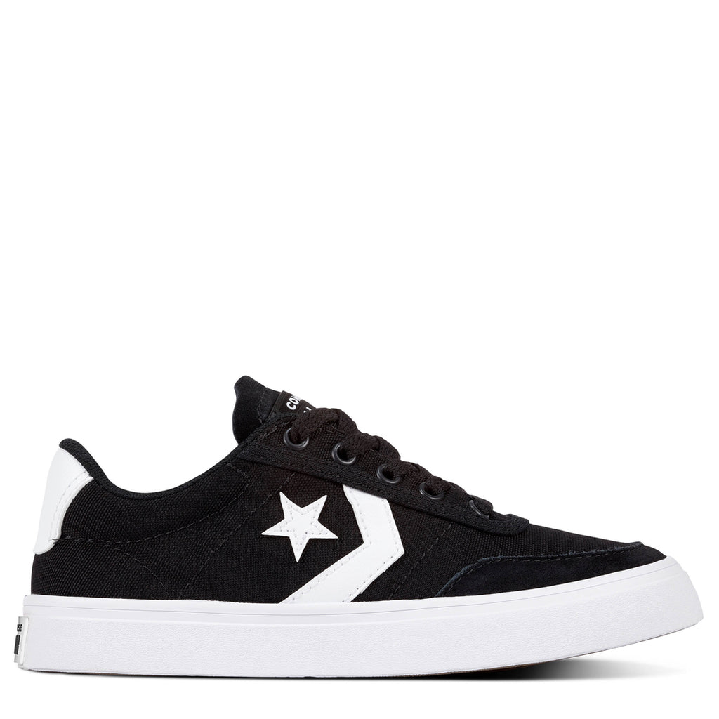 Converse Kids Courtland Junior Low Top Black