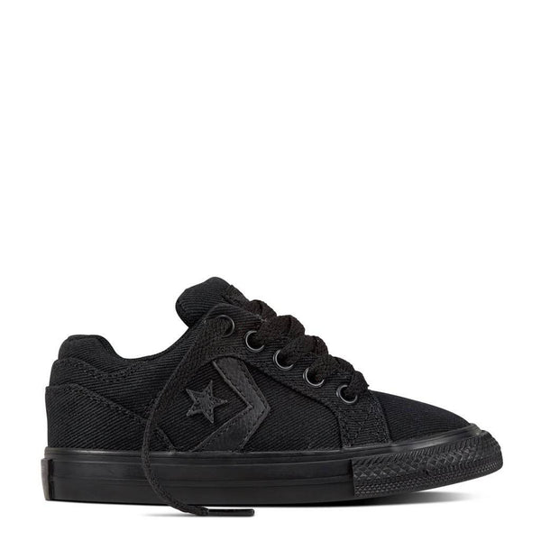 Converse Kids El Distrito Toddler Low Top Black Afterpay