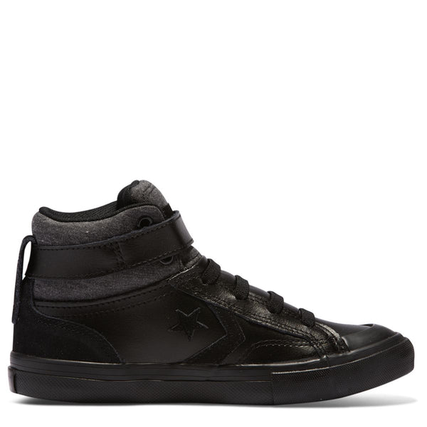Converse Kids Pro Blaze Junior High Top Black