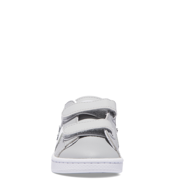 Converse Kids Pro Leather 2V Toddler Low Top Wolf Grey