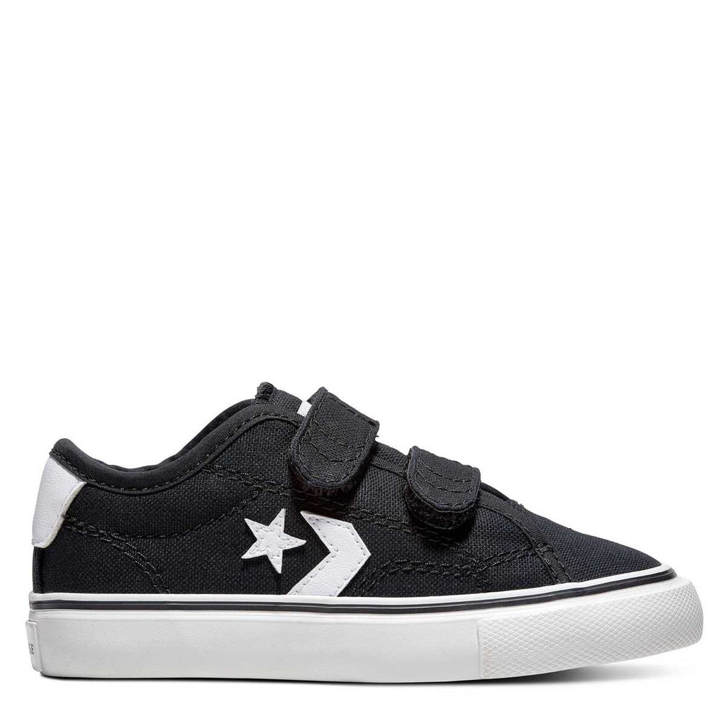Converse Kids Star Replay Toddler 2V Low Top Black