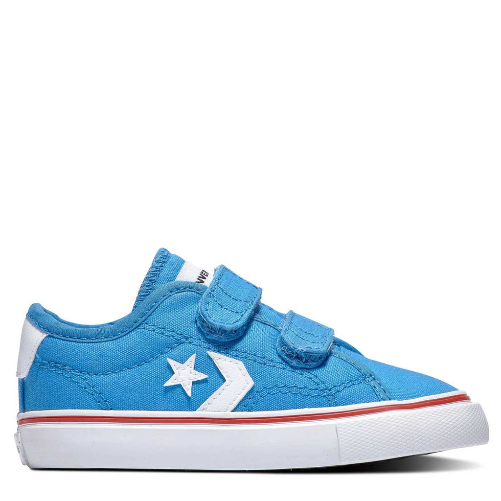 Converse Kids Star Replay Toddler 2V Low Top Blue