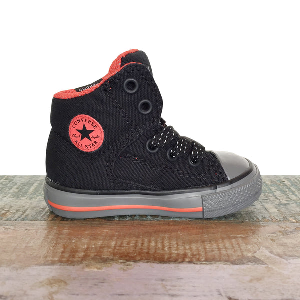 Converse Kids Chuck Taylor All Star Shield Canvas Toddler High Top
