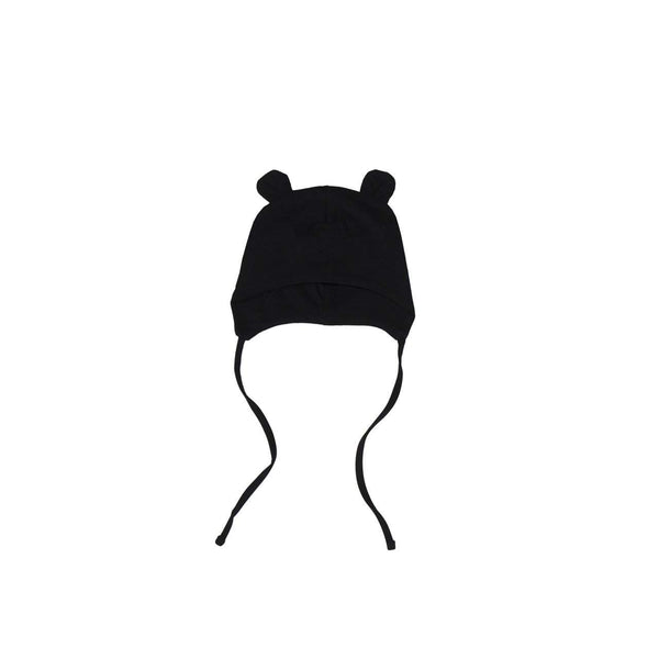 Huxbaby Black Bear Pilot Hat Afterpay
