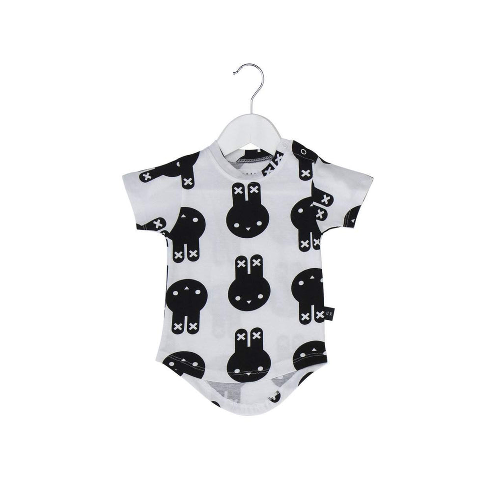 Huxbaby White Hux Bunny Tee Afterpay