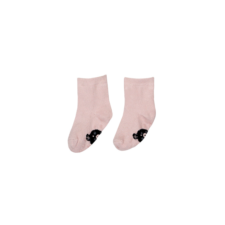 Huxbaby Organic Huxbear Socks Rose Dust Cool Baby Clothes Online Australia