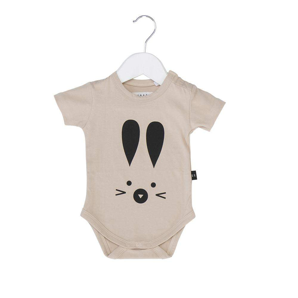 Huxbaby Maple Hux Bunny Onesie Afterpay