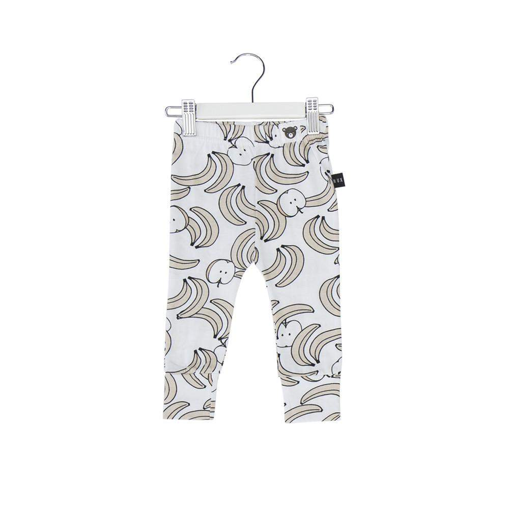 Huxbaby White Fruit Mix Leggings Afterpay